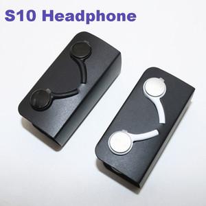 В ухе проводной 3,5 мм Джек S10 наушники наушники наушники наушники MIC MIC Earphone дистанционного управления для Samsung Galaxy S20 S9 S8 PLUS Примечание 8 9 10 EO-IG955
