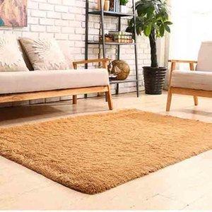 Hairy Weiche Esszimmer Teppich Rechteck Konferenzraum Teppich Hautfreundlich Lebende Pad Badezimmerdecke Flur Floor Matte