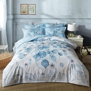 Hot Sales Bedding Sets Luxury Traditional Chinese Flower 100% Cotton Bed Set Duvet Cover Set Queen King Size For Christmas 4Pcs