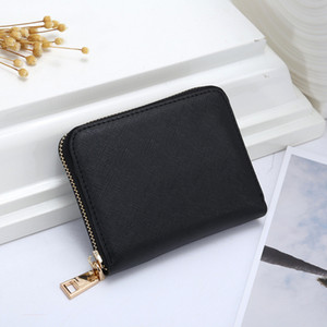 The most Hot sale ladies style coin pouch men women leather coin purse key wallet mini wallet serial box dust bag