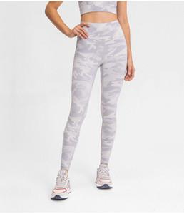 "L019 Alinhar 28 ""Calças Yoga Leggings Mulheres Canada Yoga Nu Leggings Lady Sexy Ginásio Rungings Calças Fitness Sports Leggings"