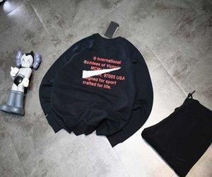 Fashion Men Tracksuit 20AW New Training Suit Fashion Stylish Mens Clothing Desingers Casual Style Sport Set Long Sleeve Black M-2XL