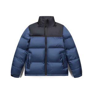 Novo Inverno Mens Down Jacket Moda Tendência Jaqueta Jaqueta dos Homens Homens Amantes de Algodão Engrossar Homens E Mulheres Quentes