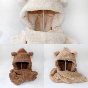 ODKHJ Brand Australia Мужчины шапки шапочки шапки шарфы наборы и шарфсеты дизайнер вязаные женщины Помпом Горро с тегом зимние кепки