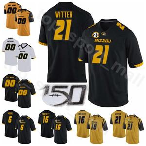 NCAA College Football 21 ish Jersey Jersey Missouri Tigers 6 Jun Moore 34 Sheldon Richardson 16 Damarea Crockett 2 Ldamian Washington