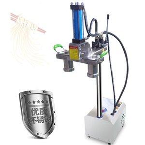 Multifuncional Noodle Making Machine Com 5 modelos diferentes, Noodle máquina de pressão hidráulica Ramen Fazer