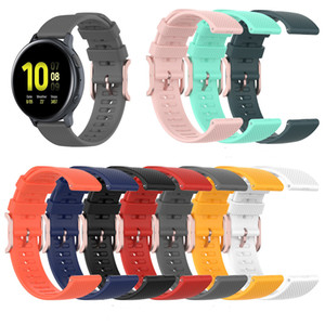 20mm 22mm watch band For Samsung Galaxy watch Active 3 45mm 41mm active 2 gear S3 Frontier strap For huawei GT 2 strap