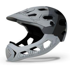 Cairbull Allcross Mountain Cross Bike Full Helm Extreme Sport Safety Helm DGAD003