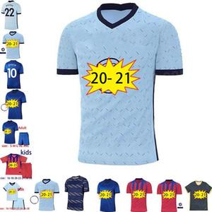 20 21 soccer jerseys Chelse WERNER HAVERTZ CHILWELL ZIYECH LAMPARD football shirt PULISIC Camiseta KANTE MOUNT