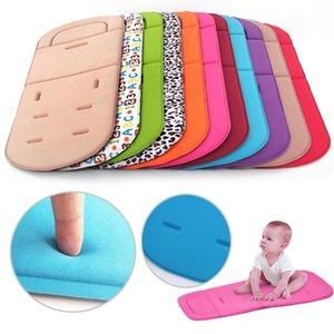 Baby Stroller almofada macia Pram Car Seat Mat Carrinho de Tampa Liner Pad lavável