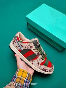 Yeni Moda Dunk Koşu Ayakkabıları Kaykay Sneakers Erkekler Ve Kadınlar Ben ve Jerry Jerrys Casual Minnettar Ölü X Hunts