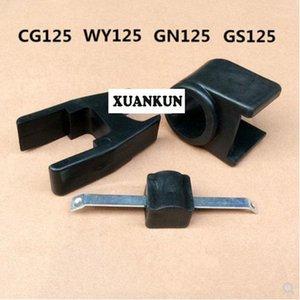 CG125 WY125 Caoutchouc de chaîne de moto GN125 GS125 Fourchette arrière à fourche arrière Rondelle à chaîne de caoutchouc1