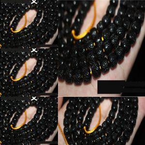 Itsd Turquesa Original den Suas frisadas Bralet Ch_dhgate Madeira Blue Blue com Pulseiras Reais Bead Stretchy para Mulheres