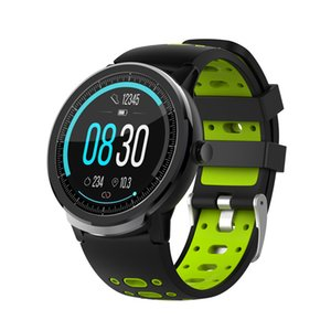 Smart Watch Full Screen Touch Men sport Clock Heart Rate Blood Pressure tracker women
