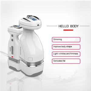 2020 Горячие продажи Портативный Home Professional машина для похудения Fat толкатель термопластика взрывных жира прикладом подъема красоты Оборудование Устройство