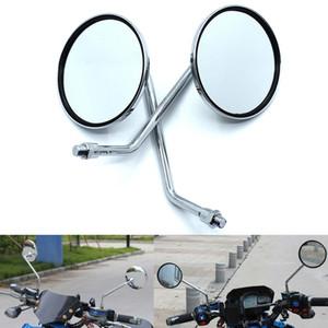 Universal 8mm 10mm Motorcycle Rearview Mirror Side Rear View Mirror for Honda CBR600RR CBR1000RR CBR929RR CBR954RR CBR1100XX