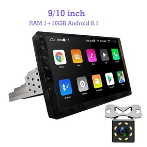 """10.1"""" Car Multimedia Player oen din Android Stereo Radio Bluetooth WIFI Audio Mirrorlink MP5 With Rear Camera"""