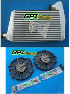 для сокола BA BF XR6 Turbo интеркулер + Монтажные комплекты + FAN o5Jk #