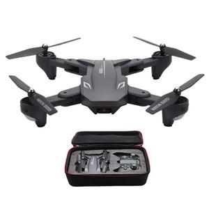2020 Vente chaude Visuo XS816 Drone avec double caméra 2MP / 4K WIFI FPV drone Position de positionnement de flux optique RC Quadcopter VS SG700