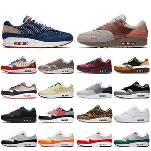 2021 Denham Amsterdam 1 Top Fashion Women Mens Running Shoes Evergreen Aura N7 Taupe Haze Elephant London Obsidian Mens Trainers Sneakers