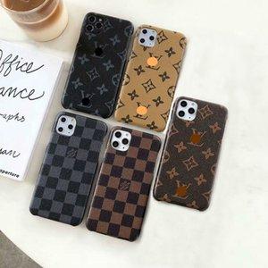 Cassa del telefono di moda per iPhone 11 Pro Max 12 mini x XS XR 8 7 Plus Cassa del telefono Top Quality Designer Custodia