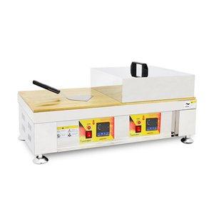 Usage domestique 110v 220v 240v électrique Machine Soufflé Pancake maker processus de recette