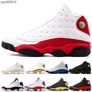 New Mens Shoes 13 Chicago He Got Game Black Cat Playoff Phantom Hyper Royal History Of Flight bred Grey Toe Sports Sneakers 8-13