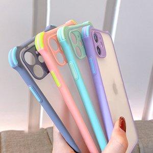 Четыре угла падение доказывания бампера прозрачные чехлы для телефона для iPhone 11 11 Pro Max XR XS MAX X 8 7 6 6S PLUS для крышки IPhone 11PRO