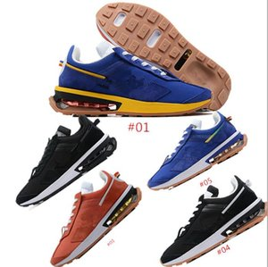 Royal Blue Top Quality 2020 Cushion Running Shoes LDV Waffle Competitor Triple Black White Chunky Dunky Dio Women Mens Trainers Shoes 36-45
