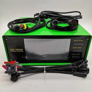Réparation automobile QR 1000 Injector Common Rail QR Code Tester pour DENSO VDO Common Rail Simulator Injector Tester wjkY #