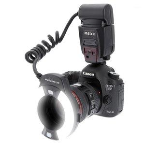 Meike Macro Flash Light Speedlite -16ext Master Flash Macro Ring Flashl Speed Light Photography1