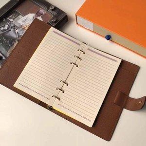 2004 pequeno anel AGENDA TAMPA moeda Designer bolsa das mulheres homens Notebook crédito com caixa