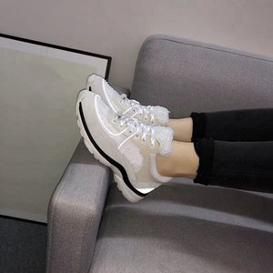 Luxurys designers sapato de couro genuíno sapatilha ao ar livre cor branca sapato sapato casual sapatilha chaussures 9 cores chaussures despeje femmes