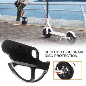 Brake disc cover protection for brake disc of mini OMI motorcycle