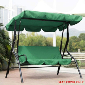 Garden Hanging Swing Chair Cover Dustproof Waterproof Set UV Cover Universal Polyester Protection Furniture Outdoor V9B2
