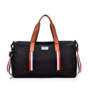 Sports Duffle Bag for Women with Shoes Compartment and Wet Pocket Travel Lightweight Weekender Bag Sports Gym Handbags Tote Bags