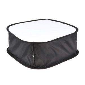 Foldable Softbox Diffuser For Yongnuo YN900 YN600 LED Video Light Panel Black