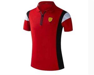 F1 Formula One Racing Suit Macacões Polo Camiseta Poliéster Personalização e estilo de secagem rápida