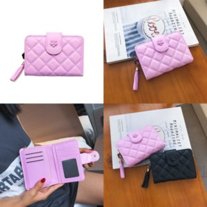 mljO Excellent High Quality Portefeuille Folio Billfold Wallet Mens Card Designers Wallets Luxurys Women Purse Holder wallet smart