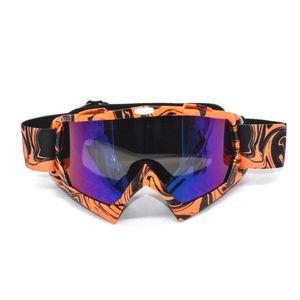 Universal motorcycle Helmet goggles For KTM ATV DH MTB Dirt Bike Glasses Motocross parts