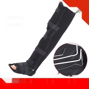 Beinstütze mit Oberschenkelfixierung Klammer für Tibia Beinbruch bei Erwachsenen Fraktur des Kniegelenks Unterstützung DIYPe