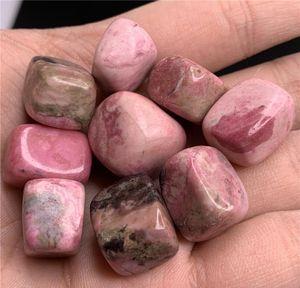 Crystal Good Cube Deamstone Squar отполированное исцеление (размер: родонит красивый хрусталь - 30 красивый камень натуральный 15 мм) упал SQCPE
