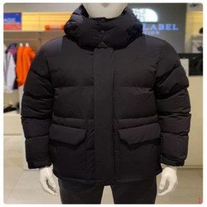 20FW Fashion Mens Down Jacket for Winter Keep Warm Jackets High Quality Unisex Down Coats 2 Colors White Black Size S-2XL