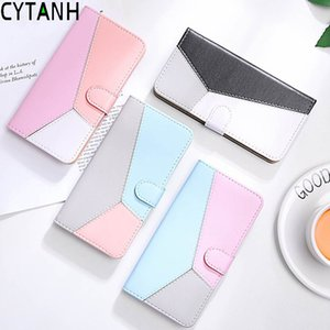 Phone Fashion Colors Leather Flip Wallet Cover For iPhone 11 Pro 8 7 6 6S Plus X XR XS Max 5S Case