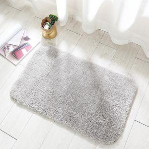 Home Bath Matte Rutschfeste Badezimmer Teppich Saugbent Weiche Mikrofaser Teppich Matte Küche WC Bodenwaschbare Bad Matte Wohnkultur Meer HWC4869