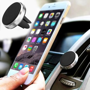 Magnetic Phone Holder für RedMi Anmerkung 8 Huawei in Auto GPS Air Vent Mount Magnet Stand Car Phone Holder für iPhone H JLLOUP