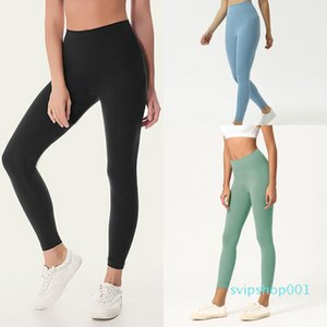 Women Sweatpants High Waist Sports Gym Wear Leggings Elastic Fitness Lady Overall Full Tights Workout Womens Yoga Pants