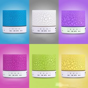 Bluetooth Speaker Wireless Speaker LED A9 Subwoofer Stereo HiFi Player for IOS Android Phone