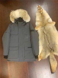 Jackets Top Knuckles Parkas Casual Canada Coat Down Coats 2021 Men Outdoor Warm Jacket Winter Man Outwear Mens Moose Down New Doudoune Ndkm