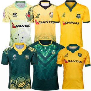 New jersey 1999 2018 2019 2020 2021 Austrália rúgbi Jerseys equipe nacional Rugby League 19 20 21 camisas